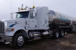 Ferus is one of Encana?s first LNG customers, for trucks.